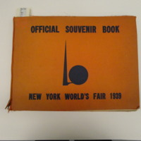 1939 souvenir book (oversized)