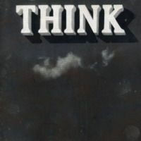 1939 THINK (Meyer Collection)