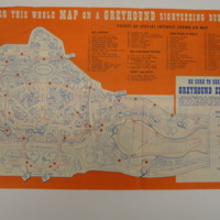 1939 greyhound map