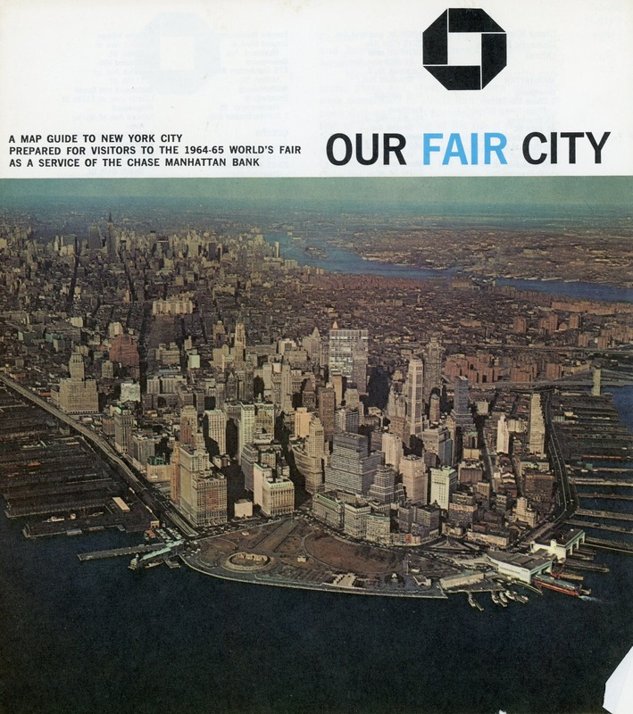 1964 Our Fair City (vertical files)
