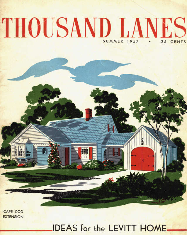 Thousand Lanes magazine cover