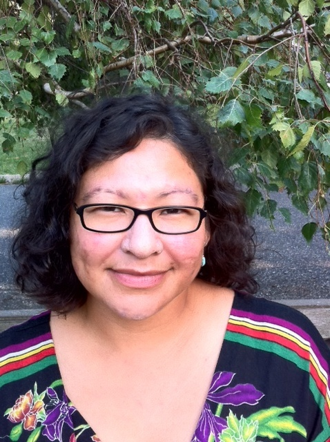 Herstory Writers Workshop author Silvia Heredia