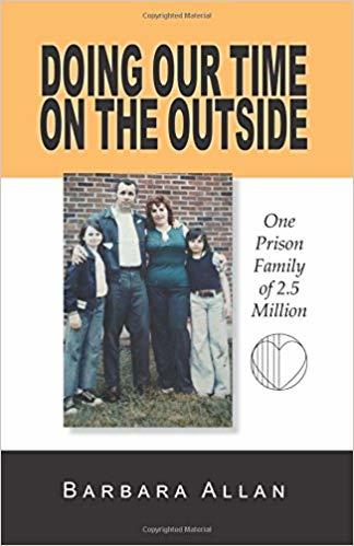 """Doing Time on the Outside"" book cover"