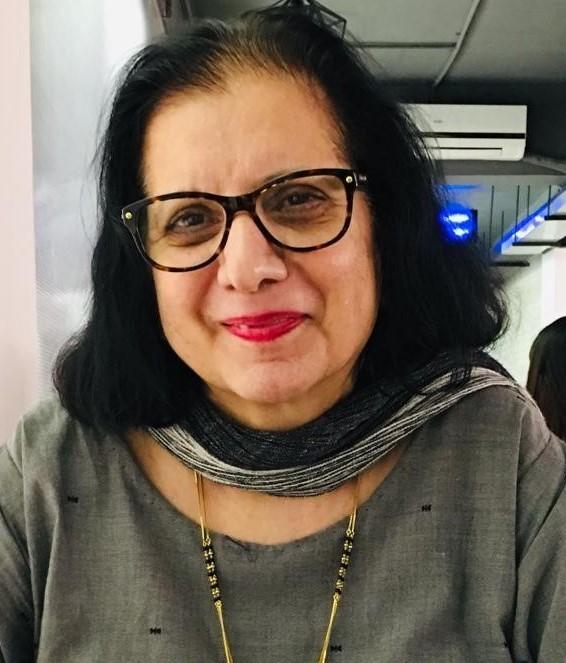 Herstory Writers Workshop author Rukhsana Ayyub