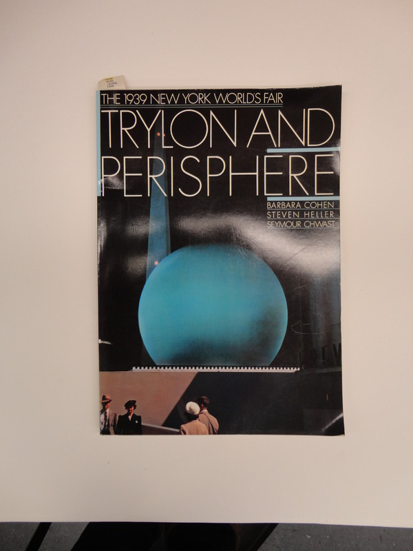 1939 Trylon and Perisphere (oversized)