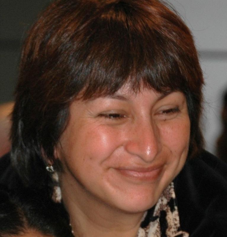 Herstory Writers Workshop author Yolanda Gress