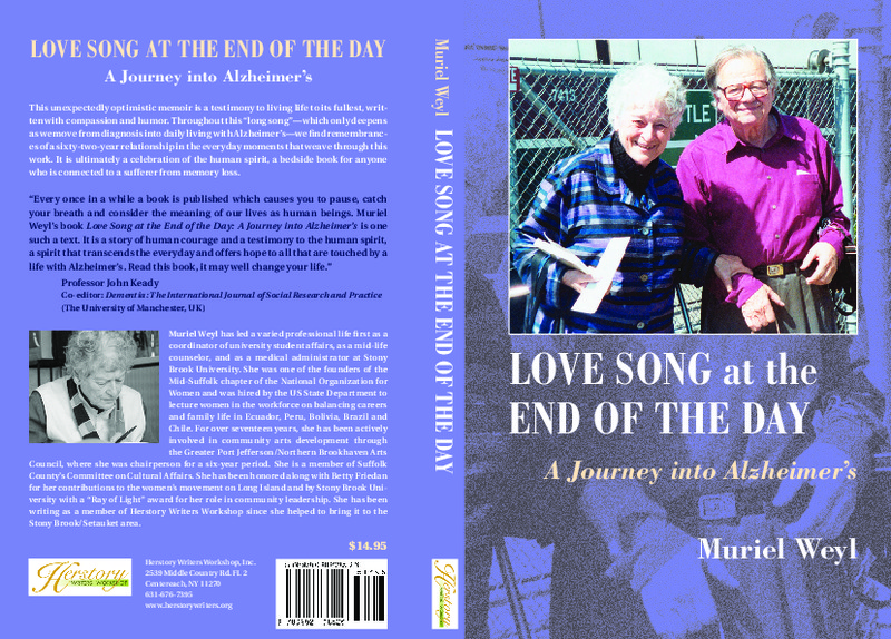 """Love Song at the End of the Day"" Book Cover"