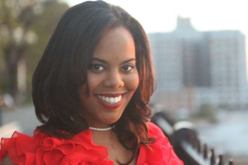 Herstory Writers Workshop author Amber Davis