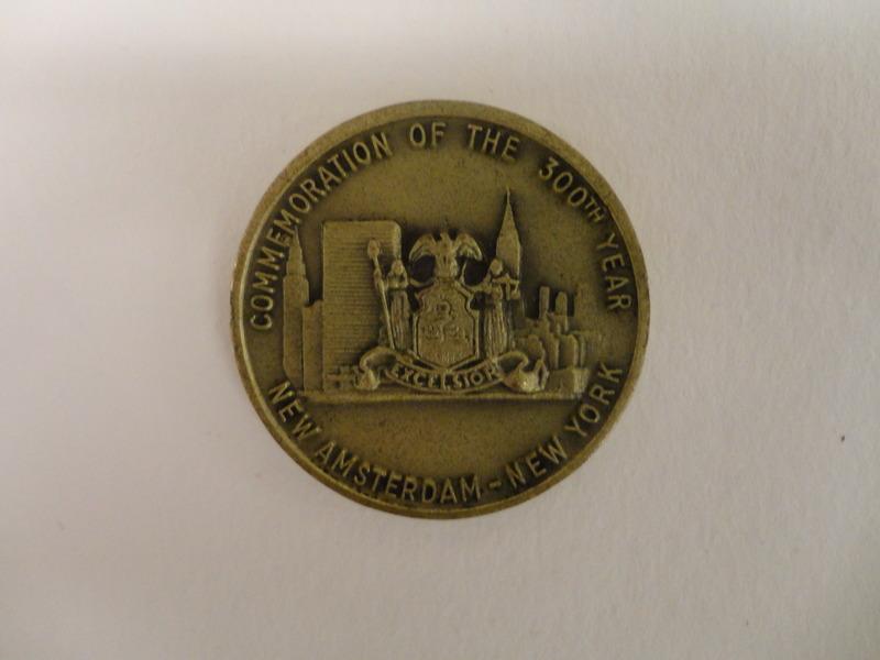 1964 WF 3-4 coin 2