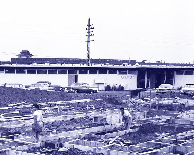 Coble House 1964 WF