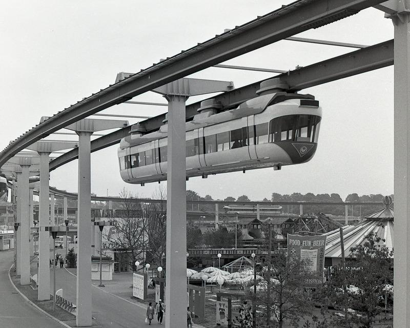 Monorail 1964 WF