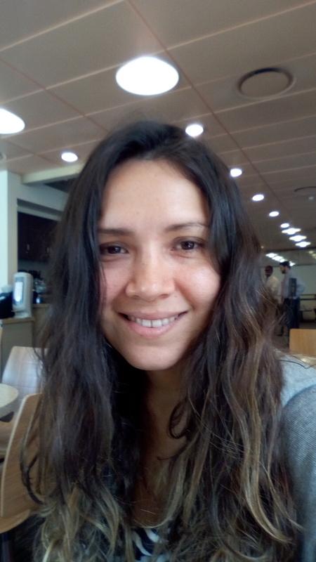 Herstory Writers Workshop author Natalia Chamorro