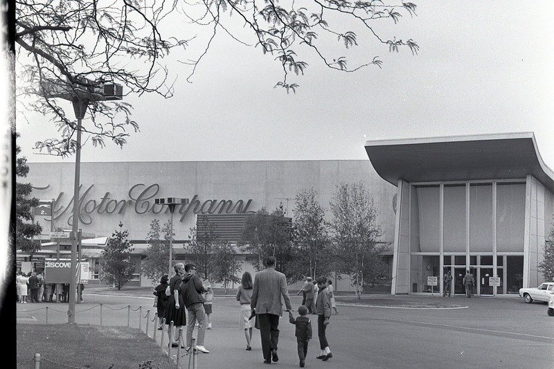 Ford Motor Company 1964 WF