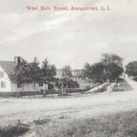 West Main Street, Amagansett, L.I.