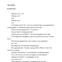 8a. The Birth by Denise Irby.pdf