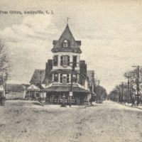Post Office, Amityville, L.I.