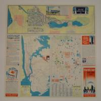 1939 SOCONY Vaccuum map