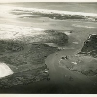 Robert Moses State Park (aerial)