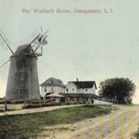 The Windmill House, Amagansett, L.I.