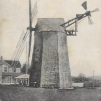 The Old Windmill, Amagansett, L.I.